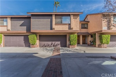 Condo/Townhouse For Sale: 634 W Huntington Drive #14