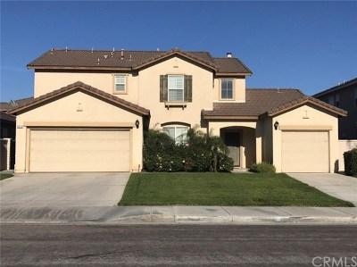 Eastvale Single Family Home For Sale: 6050 Valencia Street