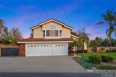 Walnut Single Family Home For Sale: 858 Hillcrest Street