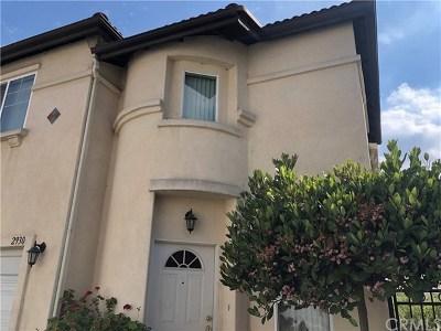 El Monte Single Family Home For Sale: 2930 Allgeyer Avenue