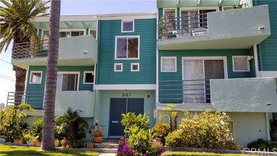 Redondo Beach Condo/Townhouse For Sale: 501 Agate Street