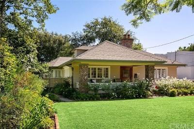 Pasadena Single Family Home For Sale: 500 Lockehaven Street