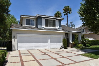 San Dimas Single Family Home For Sale: 1550 Greenwich Road