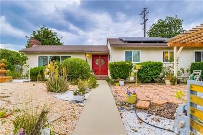 Arcadia Single Family Home For Sale: 2615 Treelane Avenue