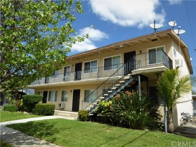 Covina Multi Family Home Active Under Contract: 275 E. Orlando Way