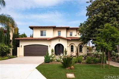 Arcadia Single Family Home For Sale: 2330 Sewanee Lane