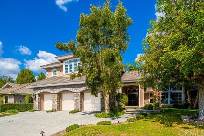 Glendora Single Family Home For Sale: 244 Silver Tree Road