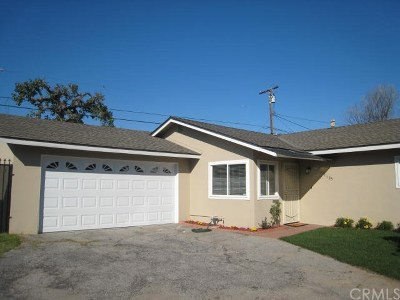 Temple City Single Family Home For Sale: 11125 Wildflower Road