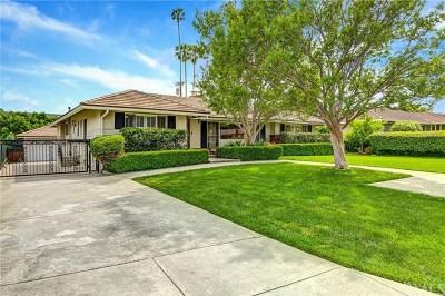 Arcadia Single Family Home For Sale: 1110 Panorama Drive