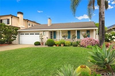 Arcadia Single Family Home For Sale: 331 E Newman Avenue