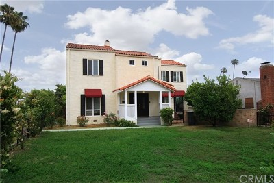 San Gabriel Single Family Home For Sale: 6856 N Vista Street