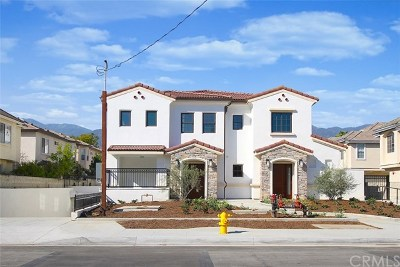 Arcadia Condo/Townhouse For Sale: 415 California Street #C