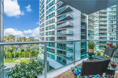 Rental For Rent: 13650 Marina Pointe Drive #609
