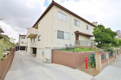 Monterey Park Condo/Townhouse For Sale: 510 E Hellman Avenue #B