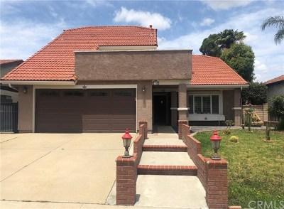 Pomona Single Family Home For Sale: 11 Navajo Trail Lane