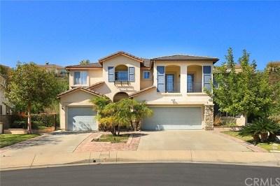 Diamond Bar Single Family Home For Sale: 23715 Ridgecrest Court