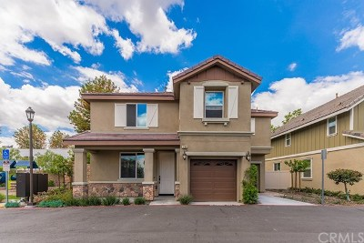 Chino Single Family Home For Sale: 12968 Red Cedar Way