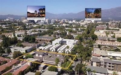 Los Angeles County Multi Family Home For Sale: 541 S El Molino Avenue