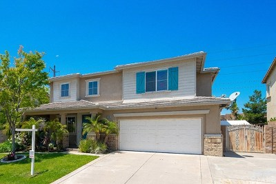 Rancho Cucamonga Single Family Home For Sale: 6280 Sandhill Place