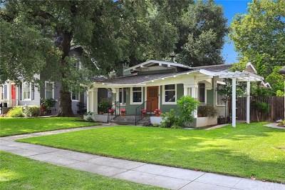 South Pasadena Single Family Home Active Under Contract: 1708 Lyndon Street