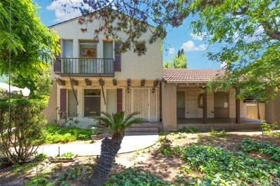 San Gabriel Single Family Home For Sale: 9072 Arcadia Avenue