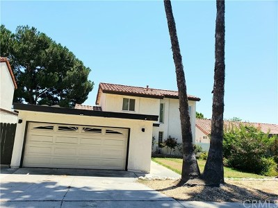 Upland Single Family Home For Sale: 1342 Branch Circle