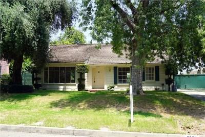 San Marino Single Family Home For Sale: 2230 El Molino Place