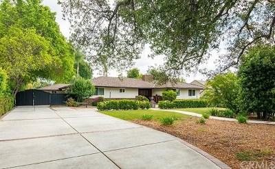Arcadia Single Family Home For Sale: 1312 Oak Meadow Road