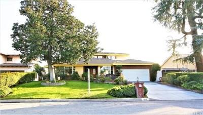 Arcadia Single Family Home For Sale: 1130 Drake Road