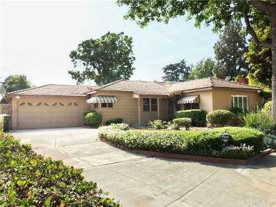 Arcadia Single Family Home For Sale: 2219 El Capitan Avenue