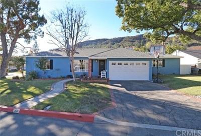 Glendale Single Family Home For Sale: 3621 Malafia Drive