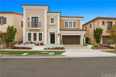 Irvine Single Family Home For Sale: 129 Amber Sky