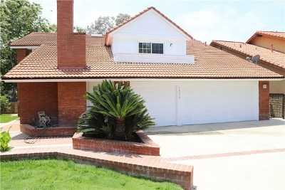Hacienda Heights Single Family Home For Sale: 16178 Elza Drive