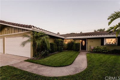 Glendora Single Family Home For Sale: 538 E Colorado Avenue