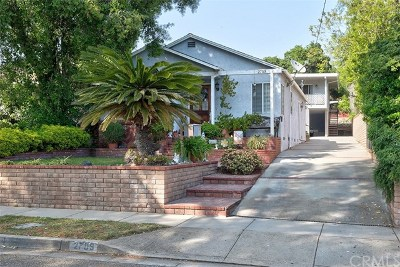 Montrose Single Family Home Active Under Contract: 2709 Hermosa Avenue