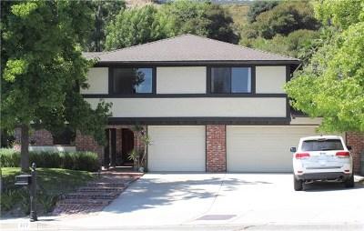 Glendale Single Family Home For Sale: 3177 Grangemont Road