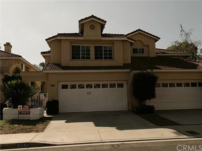 Chino Hills Single Family Home For Sale: 15743 Pepper Street