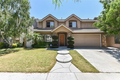 Chino Single Family Home For Sale: 13141 Breton Avenue