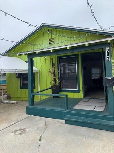 Orange County Rental For Rent: 503 E Balboa Boulevard