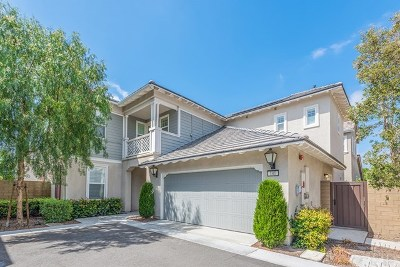 Irvine Condo/Townhouse For Sale: 141 Fieldwood