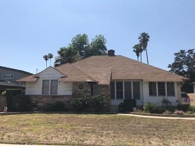 San Gabriel Single Family Home For Sale: 607 Montecito Drive