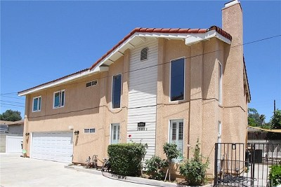 La Puente Condo/Townhouse For Sale: 15859 Las Vecinas Drive