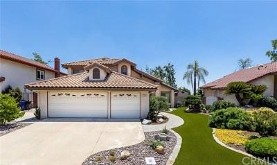 Rancho Cucamonga Single Family Home For Sale: 11201 Baylor Street