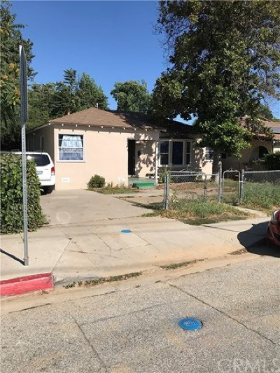 El Monte Multi Family Home For Sale: 4564 Arden Drive