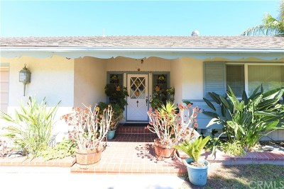 Rancho Palos Verdes Single Family Home For Sale: 28344 Pontevedra Drive