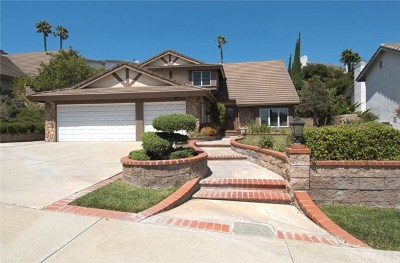 Hacienda Heights Single Family Home For Sale: 3045 Cardillo Avenue