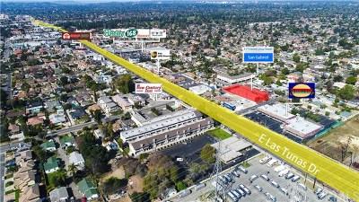 San Gabriel Multi Family Home For Sale: 5715 N Vista Street