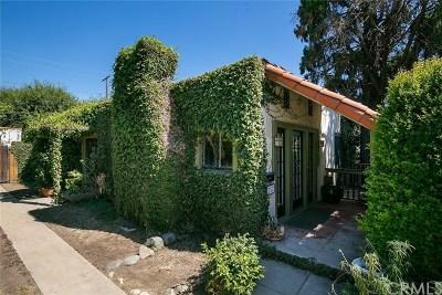 Monrovia Single Family Home For Sale: 252 Stedman Place