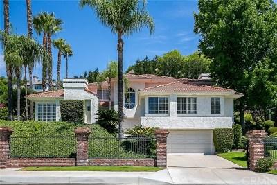 Monrovia Single Family Home For Sale: 963 W Hillcrest Boulevard