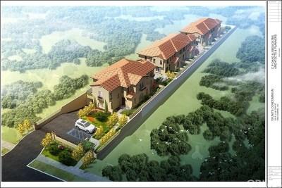 San Gabriel Multi Family Home For Sale: 328 E Live Oak Street